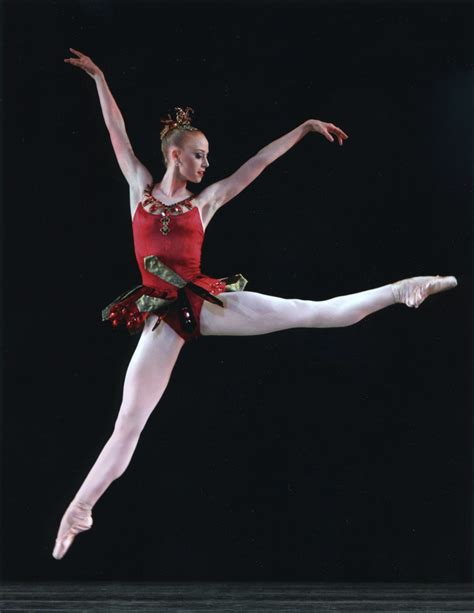Teresa Reichlen  New York City Ballet  Principal Dancetabs