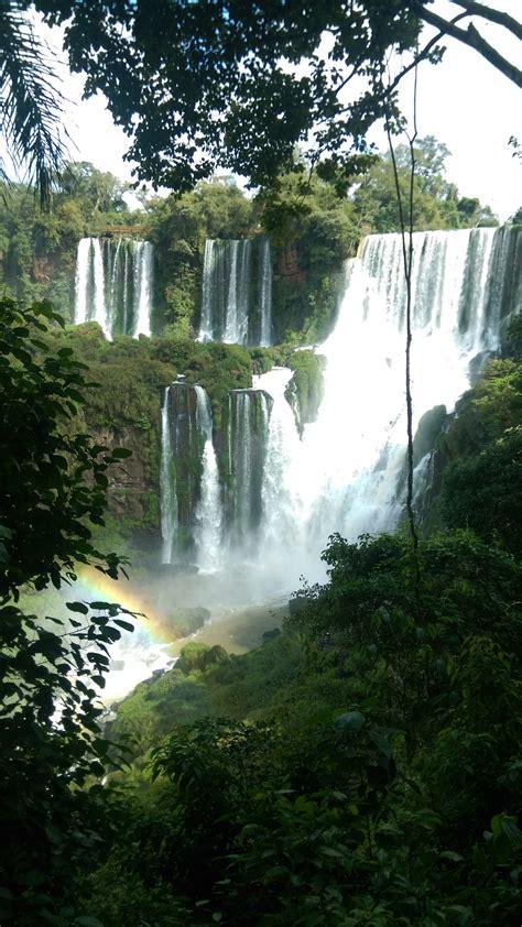 The Top Ten Waterfalls World Forever Roaming