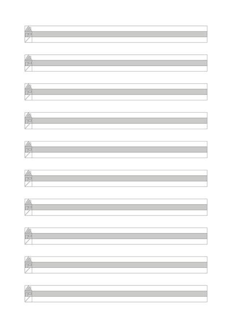 Linien 1 klasse zum ausdrucken, linien 1 klasse zum ausdrucken genial schreiblinien mit haus, linien 1 klasse zum ausdrucken luxus lineatur für lineatur für die erste klasse entsprechend einem heft der größe din a5. Vorlage: Lineatur mit Häuschen (PDF) | CONVICTORIUS