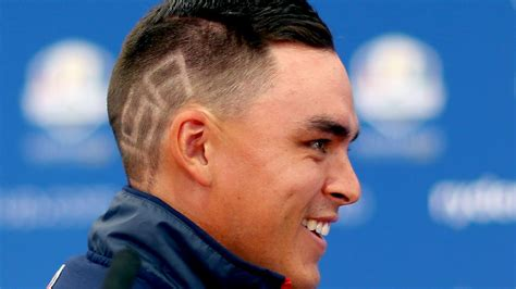 ryder cup golfer rickie fowler discusses the buzz over his
