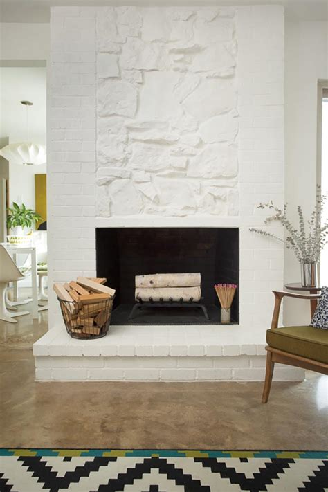 gorgeous fireplace makeovers designsponge