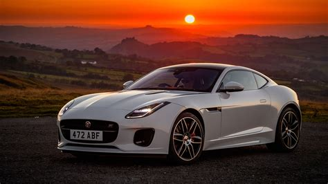 2019 Jaguar F-type Chequered Flag Edition Wallpapers & Hd