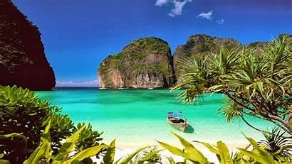 Beach Thailand Wallpapers Desktop 1080p Windows Hp