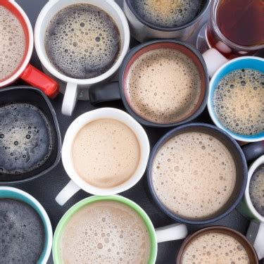 How many calories in tea? How many Calories in Coffee? The Answer Lies Within the Bean