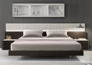 buy modern platform bed in chicago