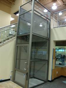 In Addition  We Are Installing A Wheelchair Lift For