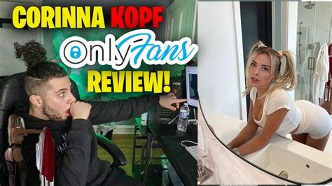 Corinna Kopf ONLY FANS Review! I BUY IT IN THE VID! - YouTube
