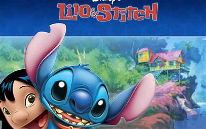 Stitch Lilo Wallpapers Wiki Movies Film Commons