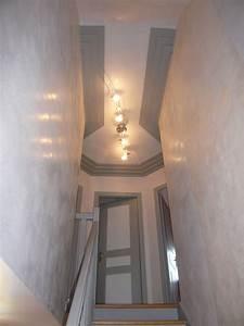d coration entr e escalier maison pinterest baroque of With decoration d une entree avec escalier