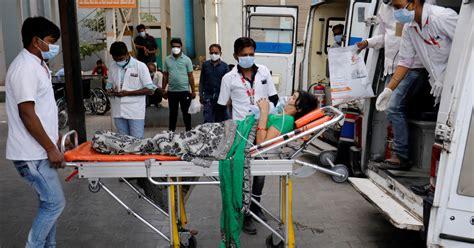 WHO says rush to hospitals worsens India COVID crisis ...
