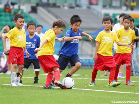 Jfa Hold Inaugural Grassroots Event Overseas