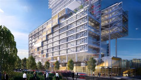 The Office Building of the Future