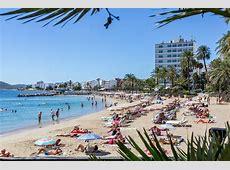 Figueretas Beach Ibiza Spotlight