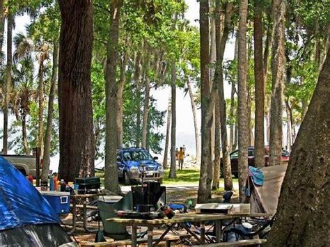 Manatee Hammock Cground Titusville Florida by Picture Of Manatee Hammock Cground