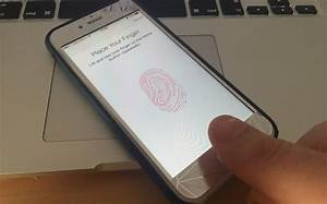 Touch Id Not Working On Iphone 6 6s 6s Plus 7