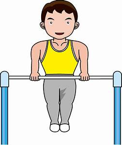 Back Gallery For Gymnastics Bars Clipart #TbZVwp - Clipart Kid