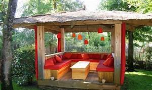Decoration Jardin Terrasse : terrasse deco fete jardin accueil design et mobilier ~ Teatrodelosmanantiales.com Idées de Décoration