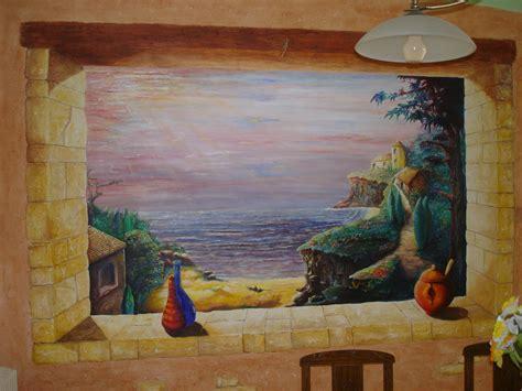 peinture murale trompe l oeil peinture tableau trompe l oeil