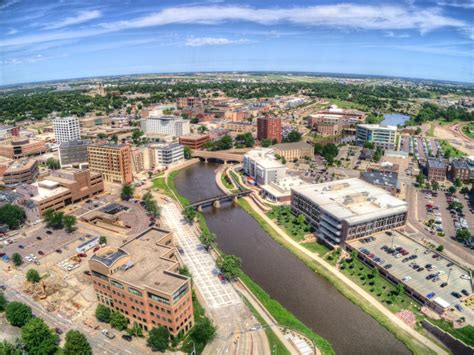 Sioux Falls, South Dakota, Is A Top City For Young