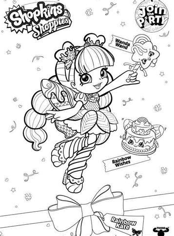 kids  funcom  coloring pages  shopkin shoppies