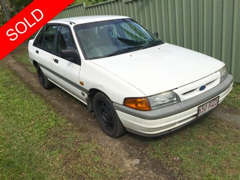 small engine maintenance and repair 1985 ford laser parking system 1993 ford laser automatic sedan white used vehicle sales