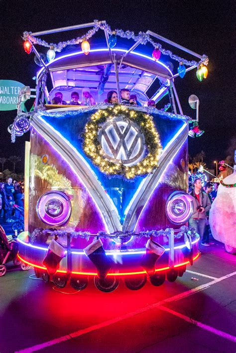 electric light parade happenings in uptown