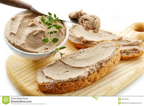 what is pate liver pate stock image image of fresh cooking pork 46019193