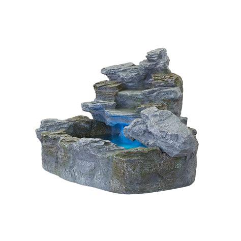 Springbrunnen Für Terrasse by Beleuchteter Gartenbrunnen Springbrunnen Zierbrunnen