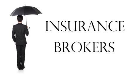 About us - the insurance broker s role Insurance company