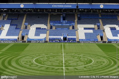 Leicester City Grounds Staff Outdo Themselves With ...