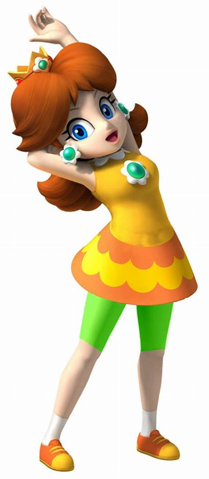 Daisy Princess Sports Mario Nintendo Foundation Wikia