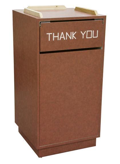 restaurant trash can cabinet choice laminate trash cabinet restaurant furniture