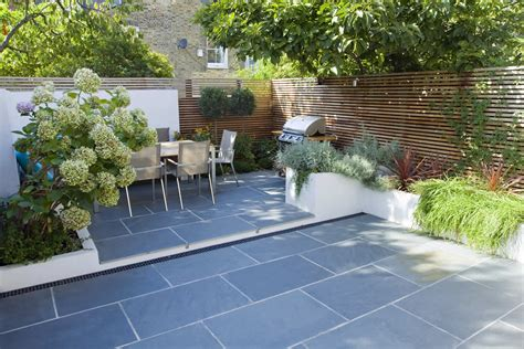 Patio Flooring Ideas Perth by Contemporary Small Family Garden Designers In Clapham Sw4