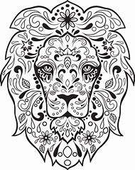 Best Skull Coloring Pages - ideas and images on Bing | Find what you ...