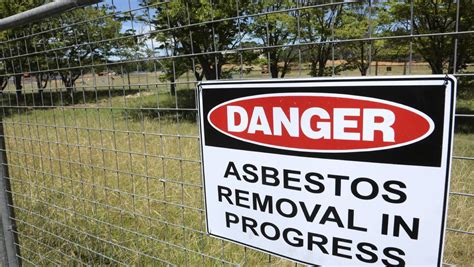sentencing   builder  unsafe asbestos