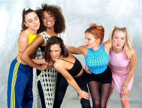 Idol Worship What The Spice Girls Taught Me About