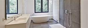 Salle De Bain Rénovation : r novation de votre salle de bain par des professionnels ~ Nature-et-papiers.com Idées de Décoration