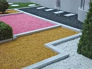 comment mettre en place une allee de gravillons dans son With allee de jardin en galet 1 sdeco gravier galet decor de jardin