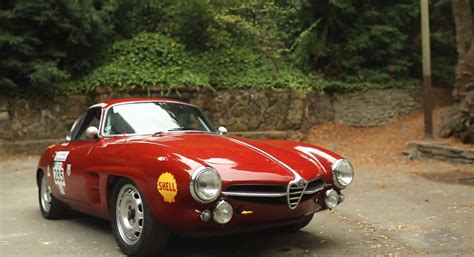 Alfa Romeo Sprint Speciale by Alfa Romeo Sprint Speciale A Racing Statement