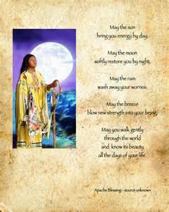 Native American Indian Thanksgiving Prayer