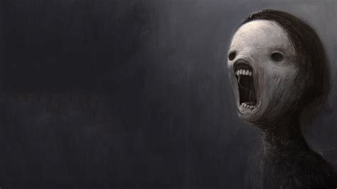 Scary Wallpaper Black And White by Scary Background Wallpaper Wallpaper