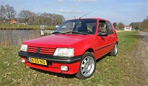 Peugeot 205 Xs 1 4i  1991  Review