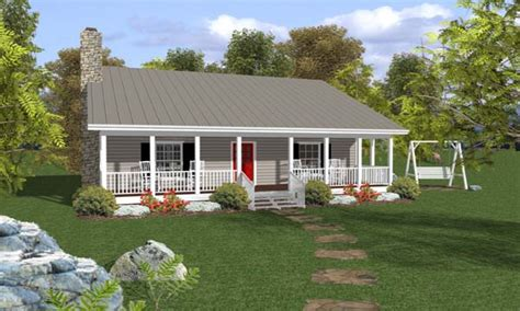 small rustic house plans small ranch house plans  porch small home plans  porches