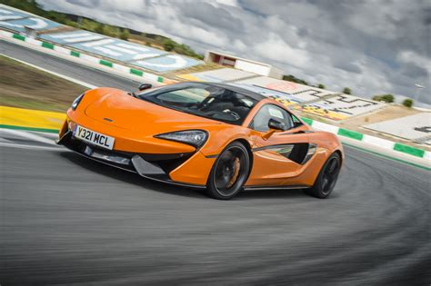 McLAREN 570S COUPÉ NAMED 'BEST OF THE BEST' AT RED DOT ...