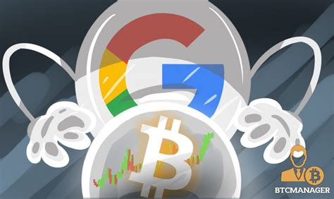 A distributed, worldwide, decentralized digital money. A Google Search Might Be All You Need to Predict Bitcoin's Next Breakout   BTCMANAGER