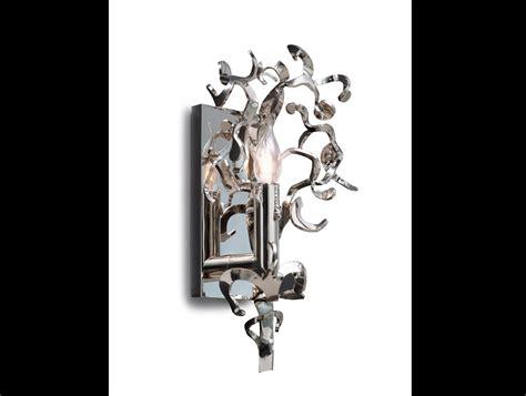 brand egmond flower power fpw30nu steel nickel wall light