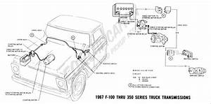 Ford Bronco Starter Solenoid Wiring