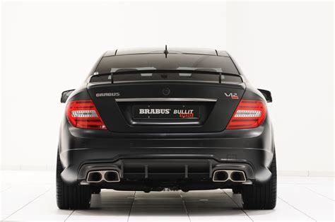Brabus Bullit Coupe 800 Rear Fascia And Exhaust