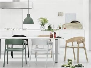design scandinave salle a manger en 58 idees inspirantes With salle a manger nature