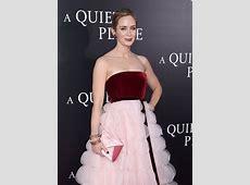 "Emily Blunt and John Krasinski – ""A Quiet Place"" Premiere"